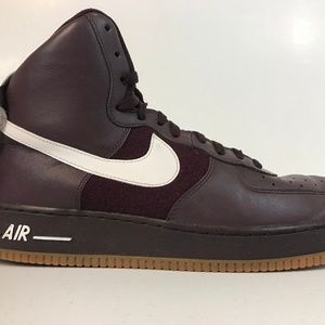 Nike Air Force One 1 High Top Mens Size 11.5